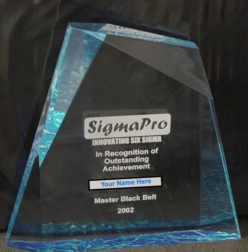 SigmaPro Desktop Award